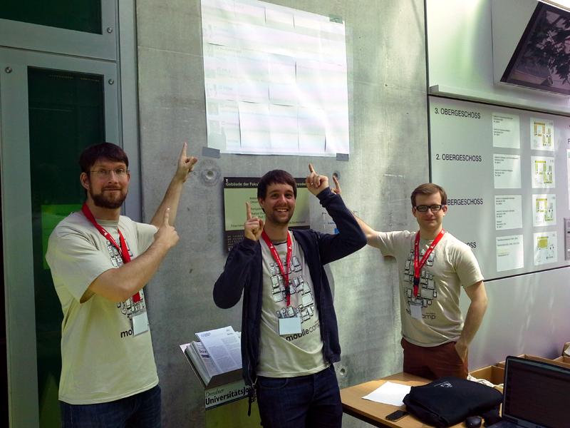 MobileCamp2013---Twitterwall