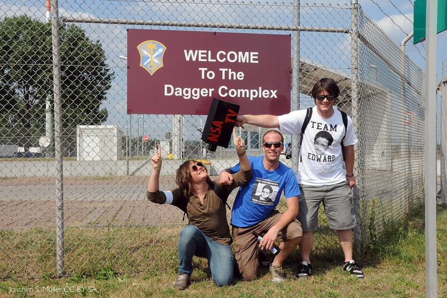 Dagger Komplex NSA