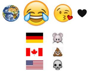 Top-Emoticons