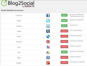 blog2social_Netzwerke