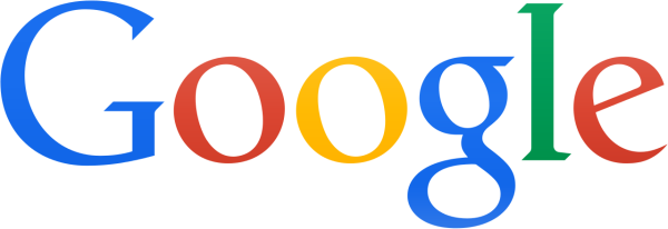 Google Logo old
