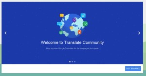 Translate Community