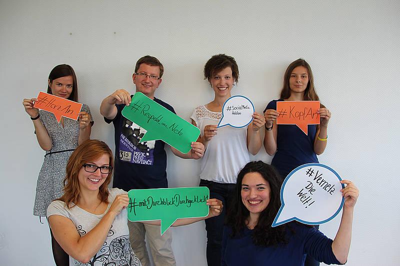 Social Web macht Schule - Team