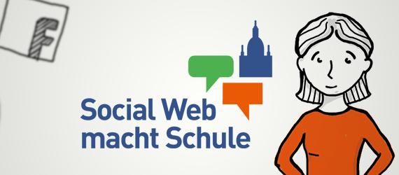 Social Web macht Schule - Titelbild