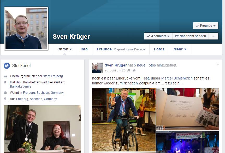 Sven Krueger_Facebook