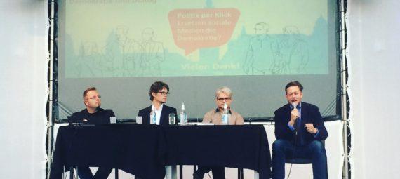 Freiraum Dresden - Politik und Demokratie im Social Web