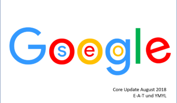 Google Core Update August 2018
